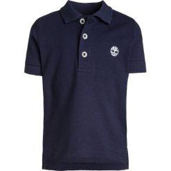 Timberland BABY LAYETTE  Koszulka polo marine. Czerwone bluzki dziewczęce bawełniane marki Timberland. Za 129,00 zł.