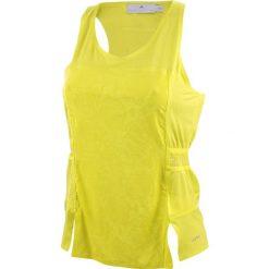 Bluzki asymetryczne: koszulka do biegania damska Stella McCartney ADIDAS RUNNING ADIZERO TANK / AI8471