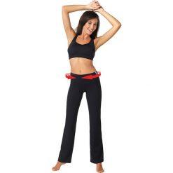 Spodnie wyszczuplające Colorado. Szare spodnie sportowe damskie marki Astratex, z materiału. Za 141,99 zł.