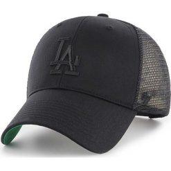 Czapki z daszkiem męskie: 47brand – Czapka Los Angeles Dodgers Branson MVP