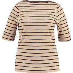 T-shirty damskie: Lauren Ralph Lauren Woman JUDY Tshirt z nadrukiem pale wheat/polo