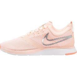 Nike Performance ZOOM STRIKE Obuwie do biegania treningowe crimson tint/metallic silver. Brązowe buty do biegania damskie marki N/A, w kolorowe wzory. Za 269,00 zł.