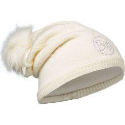 Czapki męskie: Buff Czapka Knitted & Polar Stella Cru Chic kolor biały, dla dorosłych (BH113523.014.10.00)