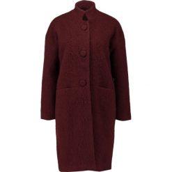 Płaszcze damskie pastelowe: And Less METZ Płaszcz wełniany /Płaszcz klasyczny hot chocolate