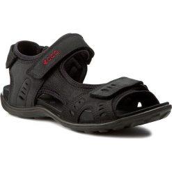 Sandały ECCO - All Terrain Lite 82230405001 Black. Czarne sandały męskie skórzane marki ecco. Za 279,90 zł.