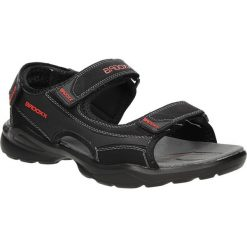 Sandały Casu 9SD9124. Czarne sandały męskie Casu. Za 79,99 zł.