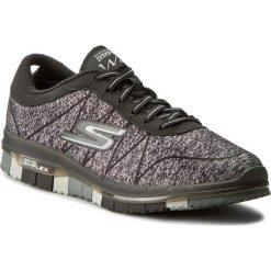 Buty SKECHERS - Ability 14011/BKGY Black/Gray. Szare buty do fitnessu damskie marki KALENJI, z gumy. W wyprzedaży za 219,00 zł.