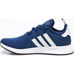 Adidas Originals - Buty X_Plr. Niebieskie halówki męskie adidas Originals, z materiału, na sznurówki. W wyprzedaży za 269,90 zł.
