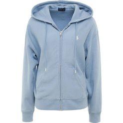 Polo Ralph Lauren Bluza rozpinana channel blue. Niebieskie bluzy rozpinane damskie Polo Ralph Lauren, s, z bawełny. Za 549,00 zł.