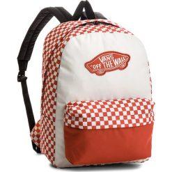 Plecak VANS - Realm Backpack VN000NZ0P39 Spiced Coral. Białe plecaki męskie Vans. W wyprzedaży za 129,00 zł.