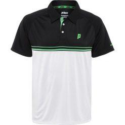 Koszulki polo: PRINCE Koszulka Męska Stripe Polo Czarno - Białe r. XL (3M102149)