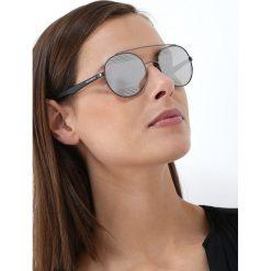 Okulary przeciwsłoneczne damskie: Emporio Armani Okulary przeciwsłoneczne gunmetal/light grey mirror silver