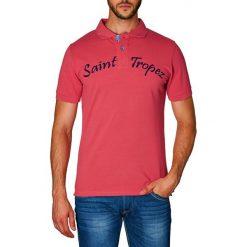 Koszulki polo: Koszulka polo w kolorze koralowym