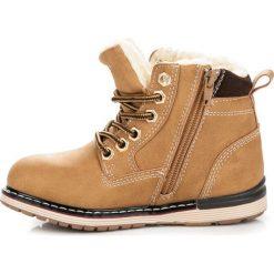 Buty zimowe chłopięce: Traperki mckeylor CHARLEE