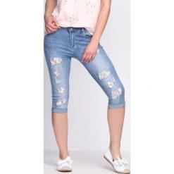 Niebieskie Jeansy. Niebieskie jeansy damskie Born2be. Za 44,99 zł.