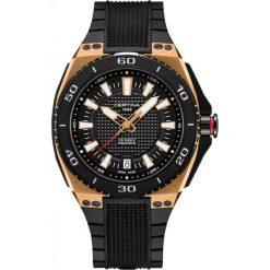 PROMOCJA ZEGAREK CERTINA GENT QUARTZ C023.710.37.051.00. Czarne zegarki męskie CERTINA, ze stali. W wyprzedaży za 3313,20 zł.
