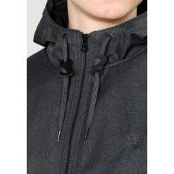 Element DULCEY Kurtka zimowa flint black heather. Czarne kurtki męskie zimowe marki Element, m, z materiału. W wyprzedaży za 340,45 zł.