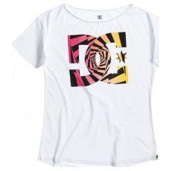DC Koszulka True Romance F J Tees wbb0 S. Szare bluzki sportowe damskie marki DC, m, z bawełny. W wyprzedaży za 82,00 zł.