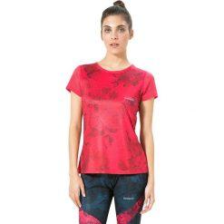 Koszulka funkcyjna w kolorze różowym. Czerwone bluzki sportowe damskie Desigual Sport, xs, z materiału. W wyprzedaży za 121,95 zł.