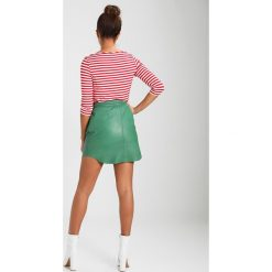 Minispódniczki: Ibana MESA Spódnica skórzana pine green