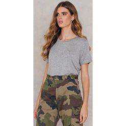 T-shirty damskie: Rut&Circle T-shirt Honey – Grey