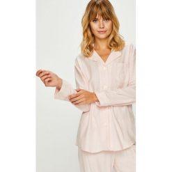 Lauren Ralph Lauren - Piżama. Szare piżamy damskie Lauren Ralph Lauren, l, z bawełny. W wyprzedaży za 399,90 zł.