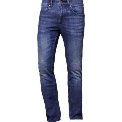 Spodnie męskie: BOSS Green DELAWARE Jeansy Slim Fit dark blue