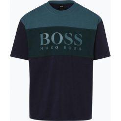 BOSS Casual - T-shirt męski – T-Bold, niebieski. Niebieskie t-shirty męskie BOSS Casual, m. Za 279,95 zł.