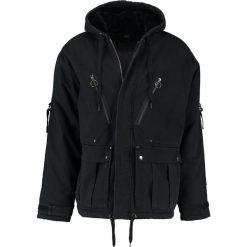 Black Kaviar RESCOT Kurtka przejściowa black. Czarne kurtki męskie przejściowe Black Kaviar, m, z bawełny. W wyprzedaży za 991,20 zł.
