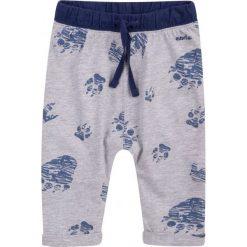 Spodnie niemowlęce: Spodnie dresowe z obniżonym krokiem dla dziecka 0-3 lat