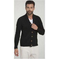 Sir Raymond Tailor Sweter Męski Zinger L Czarny. Czarne swetry klasyczne męskie Sir Raymond Tailor, l, z wełny. Za 195,00 zł.