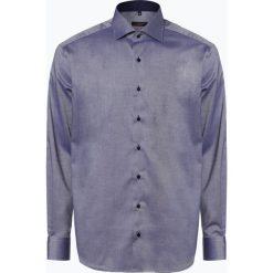 Eterna Modern Fit - Koszula męska – niewymagająca prasowania, niebieski. Niebieskie koszule męskie na spinki Eterna Modern Fit, m, z materiału. Za 249,95 zł.