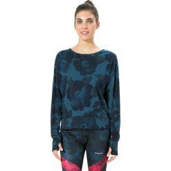 Koszulka w kolorze niebieskim. Niebieskie bluzki sportowe damskie Desigual Sport, s, z bawełny, z długim rękawem. W wyprzedaży za 130,95 zł.