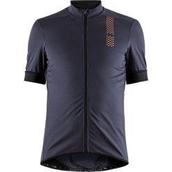 Craft Koszulka rowerowa Rise Jersey czarna r. M (947575). Białe odzież rowerowa męska marki Adidas, l, z jersey, do piłki nożnej. Za 159,00 zł.