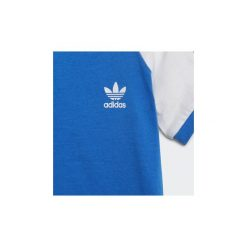 T-shirty z krótkim rękawem Dziecko  adidas  Koszulka California. Niebieskie bluzki dziewczęce z krótkim rękawem Adidas. Za 79,95 zł.