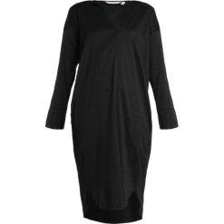And Less AMBROGIO DRESS Sukienka letnia caviar. Czarne sukienki letnie And Less, z elastanu. Za 379,00 zł.