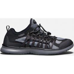 Keen Sandały męskie Uneek Exo Black/Steel Grey r. 42,5 (1018766). Czarne buty sportowe męskie marki Keen. Za 224,37 zł.