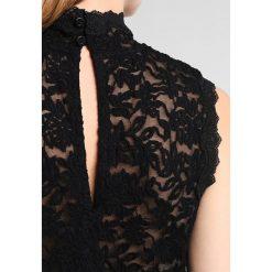 Bluzki asymetryczne: Rosemunde DELICIA Bluzka black