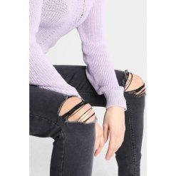 Topshop Petite JONI Jeans Skinny Fit black - 2