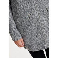 Płaszcze damskie pastelowe: JDY JDYBESTY ZIP JACKET Krótki płaszcz light grey melange