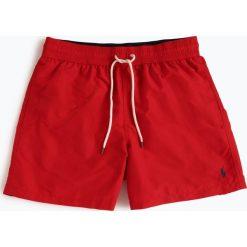 Polo Ralph Lauren - Męskie spodenki kąpielowe, czerwony. Czerwone kąpielówki męskie marki Polo Ralph Lauren, m. Za 319,95 zł.