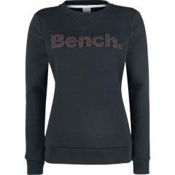 Bluzy damskie: Bench Logo Crew Neck Bluza damska czarny