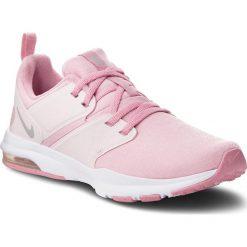 Buty NIKE - Air Bella Tr 924338 600 Elemental Pink/Metallic Silver. Czerwone buty do fitnessu damskie Nike, z materiału. W wyprzedaży za 249,00 zł.
