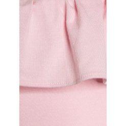 Bluzki dziewczęce z długim rękawem: Polo Ralph Lauren RUFFLE  Bluzka z długim rękawem hint of pink