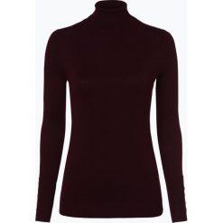 Marie Lund - Sweter damski, czerwony. Czerwone swetry klasyczne damskie Marie Lund, xl, prążkowane, z golfem. Za 149,95 zł.