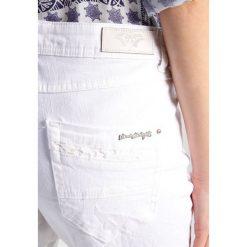 Cream FRANCA Jeansy Slim Fit chalk. Białe rurki damskie Cream. W wyprzedaży za 293,30 zł.