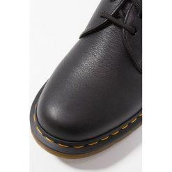 Dr. Martens 1461 3 EYE SMOOTH Oksfordki black. Czarne jazzówki damskie Dr. Martens, z gumy. Za 609,00 zł.