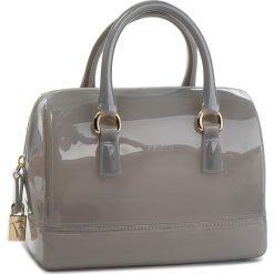 Torebka FURLA - Candy 978653 B BAS8 PL0 Onice e. Szare torebki klasyczne damskie marki Furla, z tworzywa sztucznego. Za 895,00 zł.