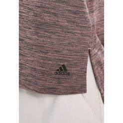 Adidas Performance BOXY LIGHT TANK Koszulka sportowa trasca. Czerwone topy sportowe damskie adidas Performance, l, z elastanu. Za 149,00 zł.