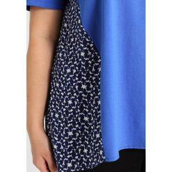 T-shirty damskie: Persona by Marina Rinaldi VASTO Tshirt z nadrukiem bluette